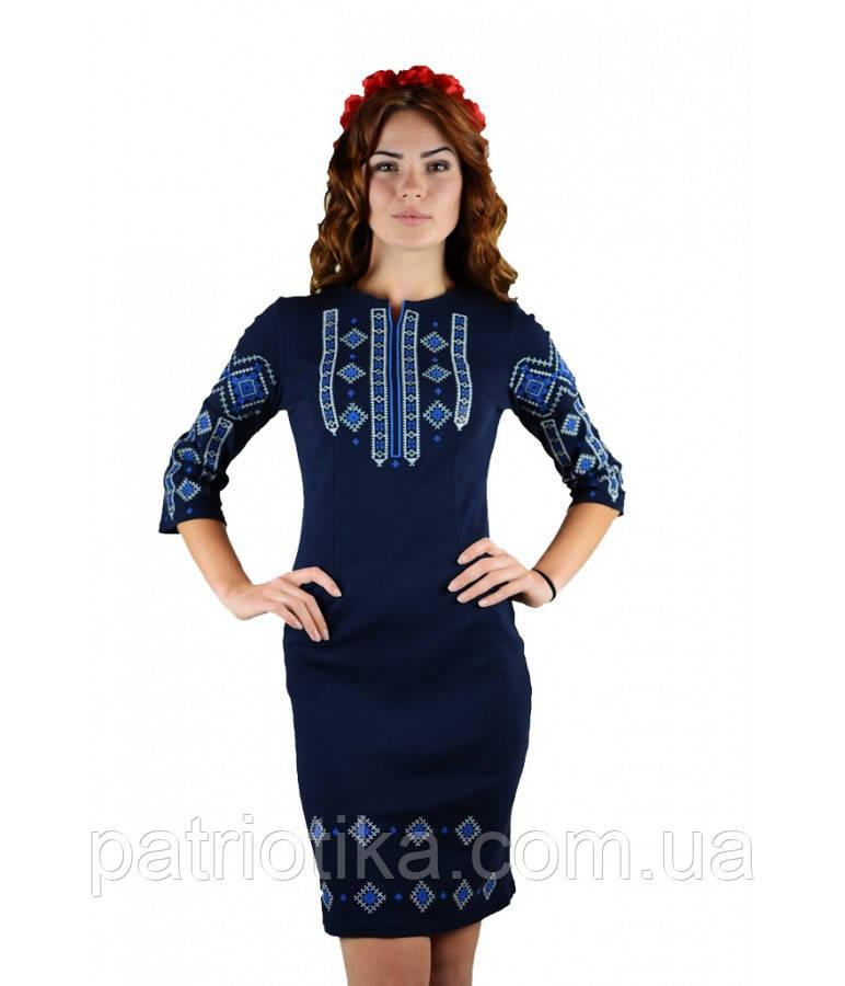 Вышитое платье М-1033-3 | Вишите плаття М-1033-3