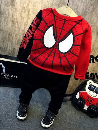 Детский костюм человек паук , фото 2