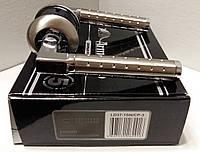 Ручка раздельная ARMADILLO Eridan LD37-1SN/CP-3 матовый никель/хром