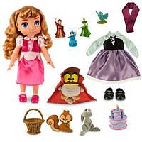 Кукла мини аниматор в сундучке Аврора Disney Animators Collection Mini Doll 2016