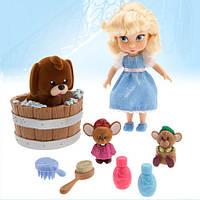 Кукла мини аниматор в сундучке Золушка Disney Animators Collection Mini Doll 2016
