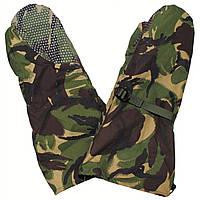 Мембранные рукавицы Gore-tex ECW, в расцветке DPM. Великобритания, оригинал., фото 1