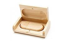 Оригинальная деревянная флешка с шкатулкой