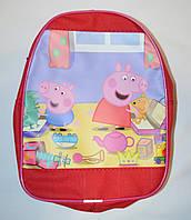 Рюкзак дошкольный Свинка Пеппа