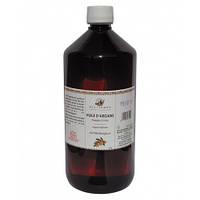 Органическое масло аргании холодного прессования  (косметическое и диетологическое применение), 1 л