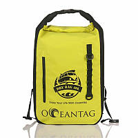 Рюкзак водонепроницаемый Oceantag Lemon 40L