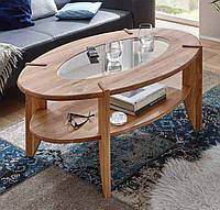 Журнальный стол из массива дерева 125