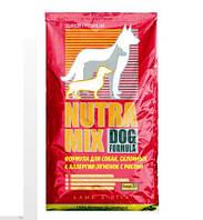 Nutra Mix Dog lamb&rice (Ягненок+Рис) 7,5 кг.