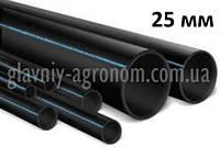 Труба пластиковая ПВХ диаметр 25 мм