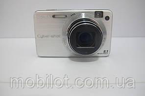 Фотоаппарат  Sony Cyber-Shot DSC-W150 Silver (FZ-810)