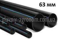 Труба пластиковая ПВХ диаметр 63 мм