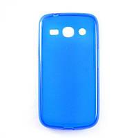 Original Silicon Case LG Max X155 Blue