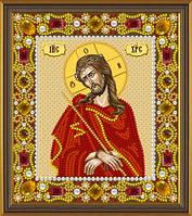 Д 6023 Христос Царь Иудейский. Новая Слобода.. Наборы для вышивания бисером