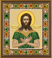 Д 6102 Св. Алексий Человек Божий. Новая Слобода.. Наборы для вышивания бисером