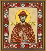 Д 6116 Святой Благородный Князь Дмитрий Донской. Новая Слобода.. Наборы для вышивания бисером