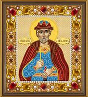 Д 6119 Св. Великий Князь Игорь. Новая Слобода.. Наборы для вышивания бисером