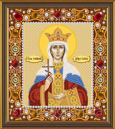 Д 6153 Святая Равноапостольная Царица Елена. Новая Слобода.. Наборы для вышивания бисером