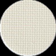 3793/264 Канва Fein-Aida 18/70 Zweigart, бежевый, ширина - 110 см., ткань для вышивания.