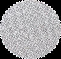 3793/705 Канва Fein-Aida 18/70 Zweigart, жемчужно-серый, ширина - 110 см., ткань для вышивания.