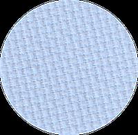 3706/503 Канва Stern-Aid 14/54 Zweigart, голубой, ширина - 110 см., ткань для вышивания.