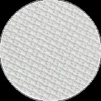 3706/718 Канва Stern-Aida 14/54 Zweigart, серый, ширина - 110 см., ткань для вышивания.