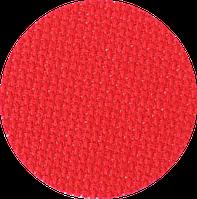 3706/954 Канва Stern-Aid 14/54 Zweigart, красный, ширина - 110 см., ткань для вышивания.