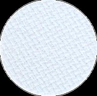 3706/5169 Канва Stern-Aida 14/54 Zweigart, голубой с люрексом, ширина - 110 см., ткань для вышивания.
