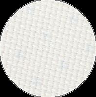 3706/5239 Канва Stern-Aida 14/54 Zweigart, белая в голубой горошек, ширина - 110 см., ткань для выши.