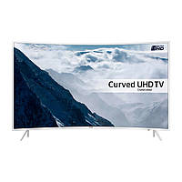 Телевизор Samsung UE49KU6510 (PQI 1600Гц, Ultra HD 4K, Smart, Wi-Fi, DVB-T2/S2, изогнутый экран)
