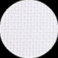 3428/100 Канва Aida 18/70 Zweigart, белый, ширина - 150 см., ткань для вышивания.