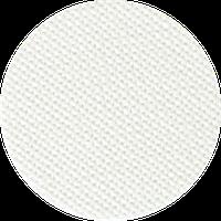 1235/101 Канва Linda Schulertuch Zweigart, молочный, ширина - 85 см., ткань для вышивания.