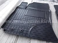 Водительский коврик в салон KIA Cerato ll с 2010 г. (AVTO-GUMM)