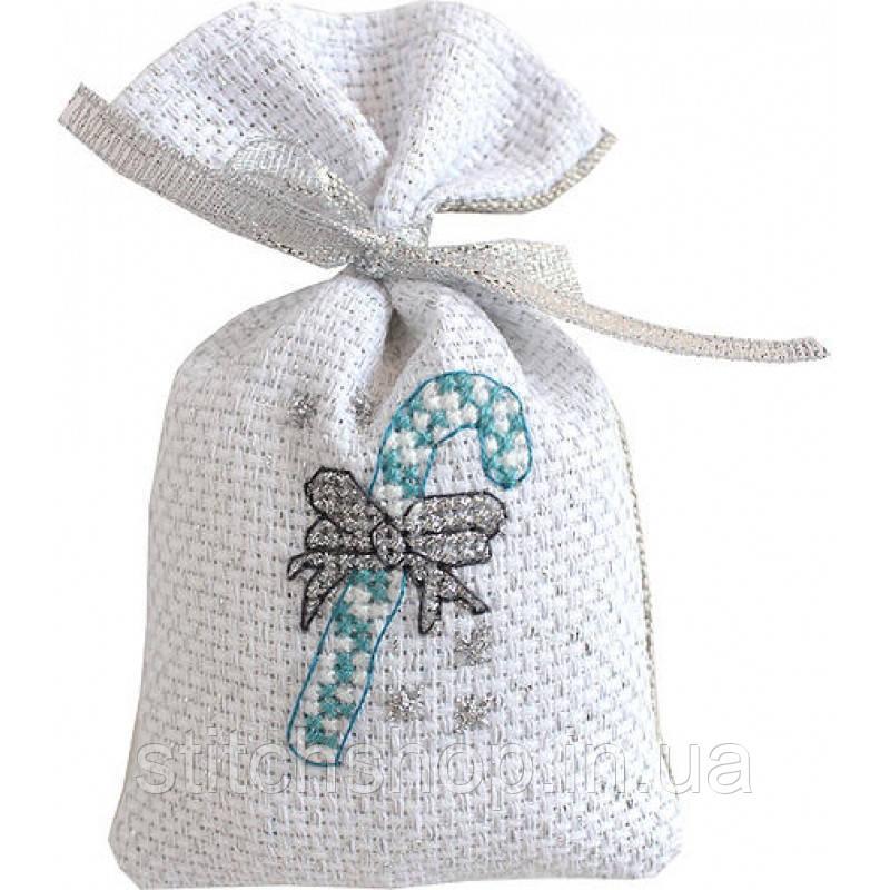 PM1210 Декоративный мешочек с вышивкой. Luca-S.