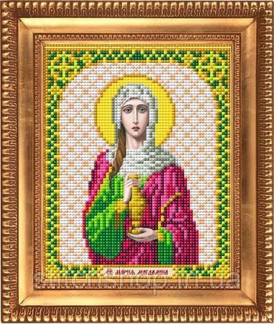 И-5198 Мария. Благовест. Схема на ткани для вышивания бисером