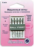 101.99 Иглы для бытовых швейных машин № 70-90.