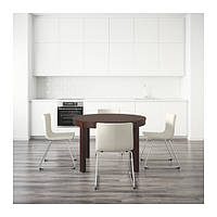 Стол BJURSTA / BERNHARD 4 стула IKEA