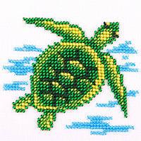 L-468 Морская черепаха. Louise. Наборы для вышивания бисером
