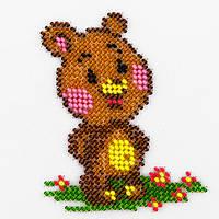 L-491 Мишка. Louise. Наборы для вышивания бисером cae22b146f02d
