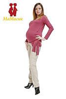 Брюки классика для беременных женщин