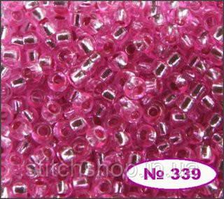 18275 Biser PRECIOSA  ( Бисер Preciosa)  упаковка 10 грамм.