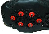 Ледоходы против скольжения на обувь. Размер М (35-38)