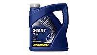 Моторное масло для двухтактных двигателей 2-TAKT PLUS  4л