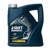 Моторное масло для двухтактных двигателей 2-TAKT UNIVERSAL 4л