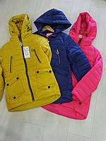 Куртка на девочку весенняя GRACE