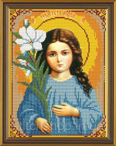 С 9020 Богородица Трилетствующая. Новая Слобода.. Наборы для вышивания бисером