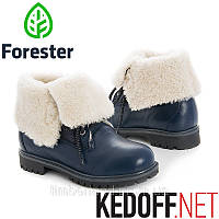 Женские зимние ботинки Forester