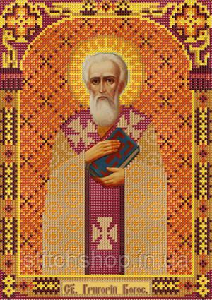С 9173 Св. Григорий Богослов. Новая Слобода.. Наборы для вышивания бисером
