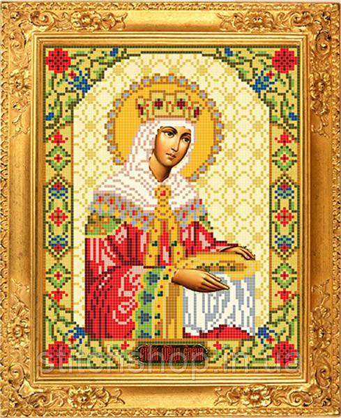 АР 1027 Св. Елена. BUTiK. Схема на ткани для вышивания бисером