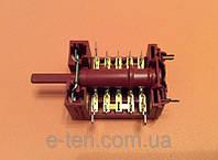 """Переключатель шестипозиционный 820510 / 16А / 250V / Т150 для электроплиты """"HANSA"""" GOTTAK, Barcelona (Spain)"""