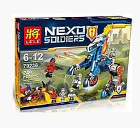 """Конструктор LELE Nexo Knight 79236 """"Механический конь"""""""